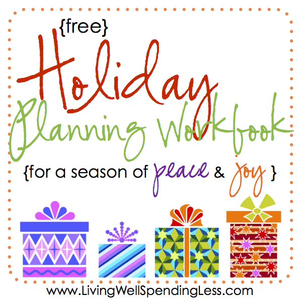 Free Holiday Planning Guide | How To Plan for Christmas | Holiday ...