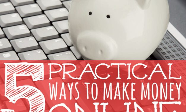 5 Practical Ways to Earn Money Online