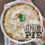 Skinny Shepherds Pie