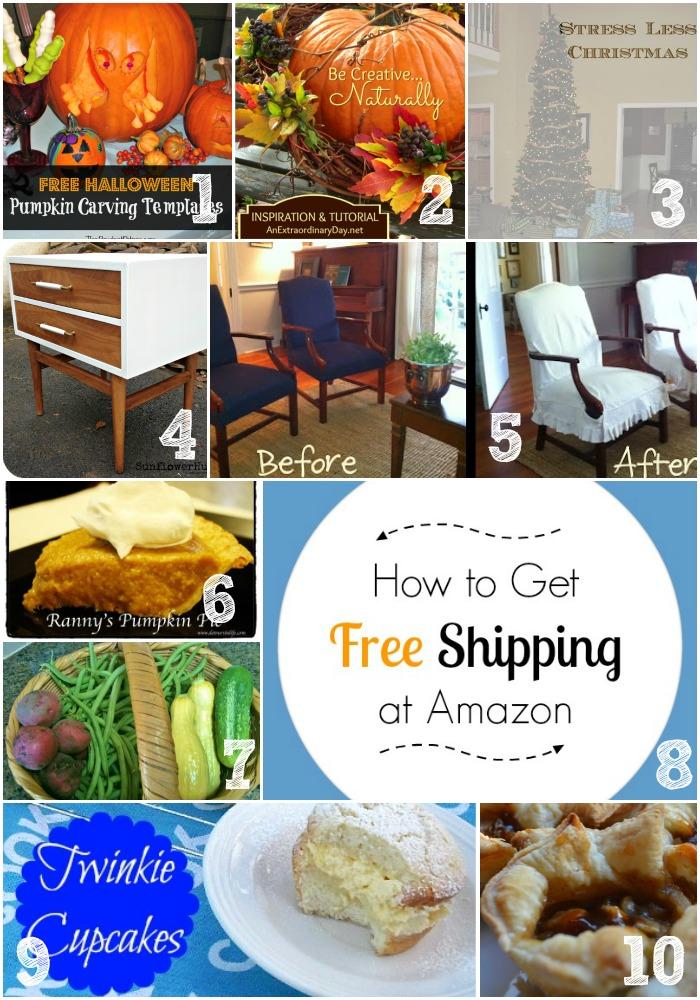Thrifty Thursday Week 35 Top Ten