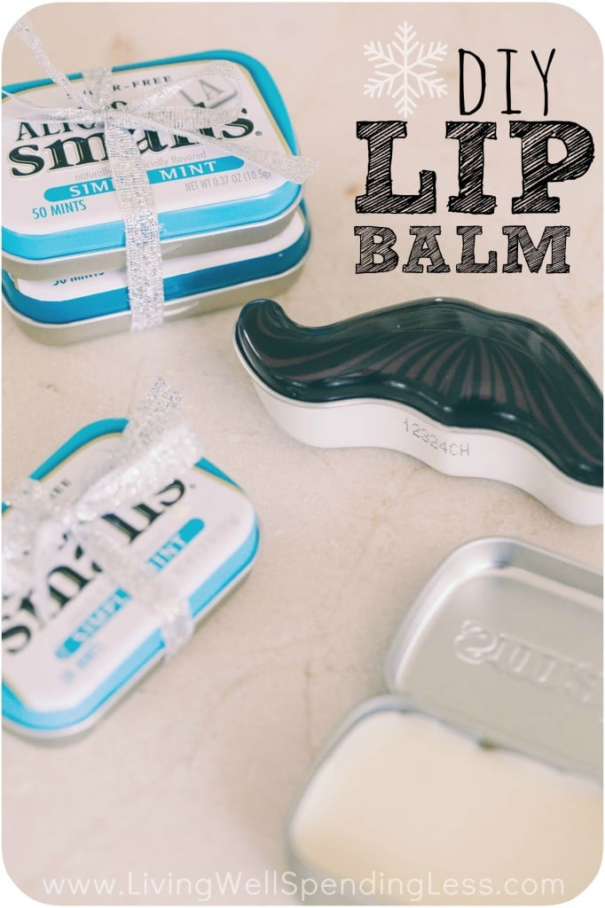 how to make diy lip balm without beeswax