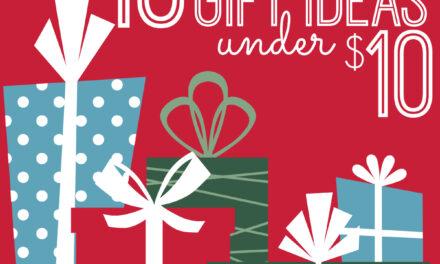 10 Last Minute Gift Ideas Under $10