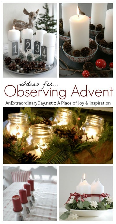Observing-Advent-Ideas-Taking-Time-to-Breathe-AnExtraordinaryDay.net_