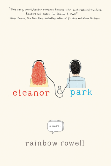 This great Eleanor & Park book is a gift every book worm can enjoy.