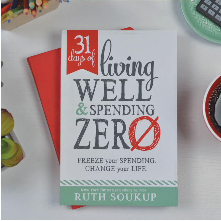 Living Well Spending Zero can help you get your budget back on track