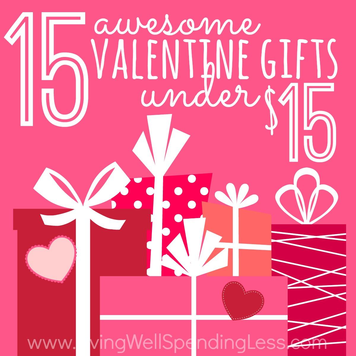 Valentineu0027s Gifts Under $15 | Cheap Valentineu0027s Day Gift Ideas | Trendy  Valentineu0027s Day Gifts Under