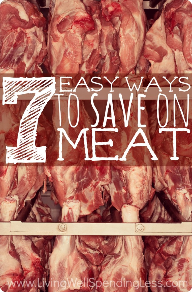 Save Money on Meat | Healthy Frugal Living | Cutting Meat Bill | Shopping for Meat