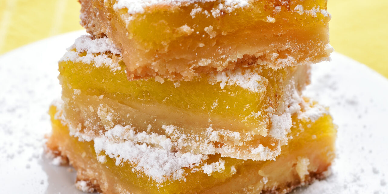 The Best Lemon Bar Recipe Ever
