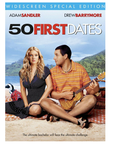 50 First Dates | 15 Awesome Valentine Gift Ideas Under $15