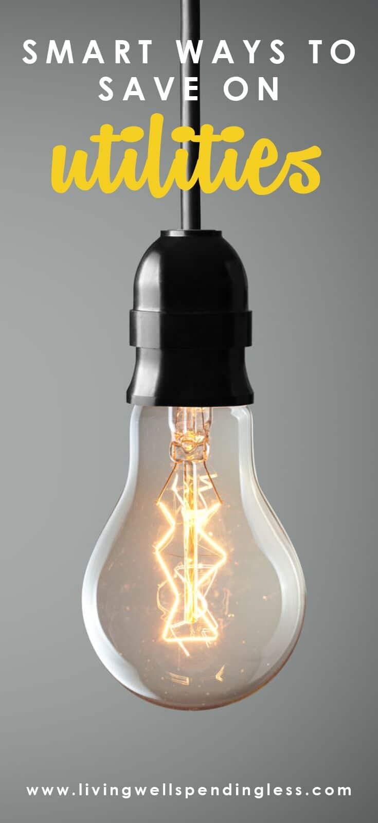 Smart Ways to Save on Utilities | Money Saving Tips | Budget Tips | Money Saving Hacks | Cut Down on Bills | Lower Your Bills | Reduce Bills | Energy Saver Hacks | Lower Electricity Bills