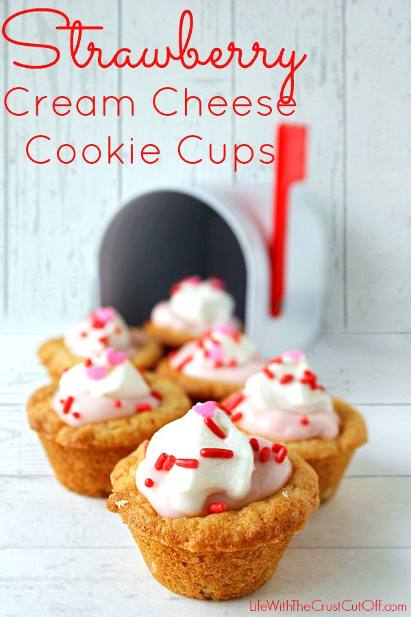 Strawberry-Cream-Cheese-Cookie-Cups