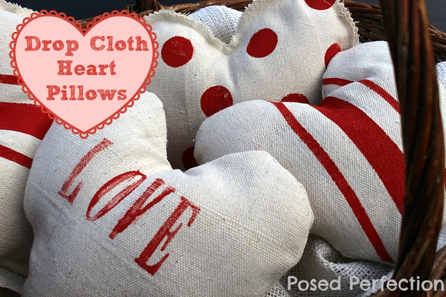 drop-cloth-heart-pillows