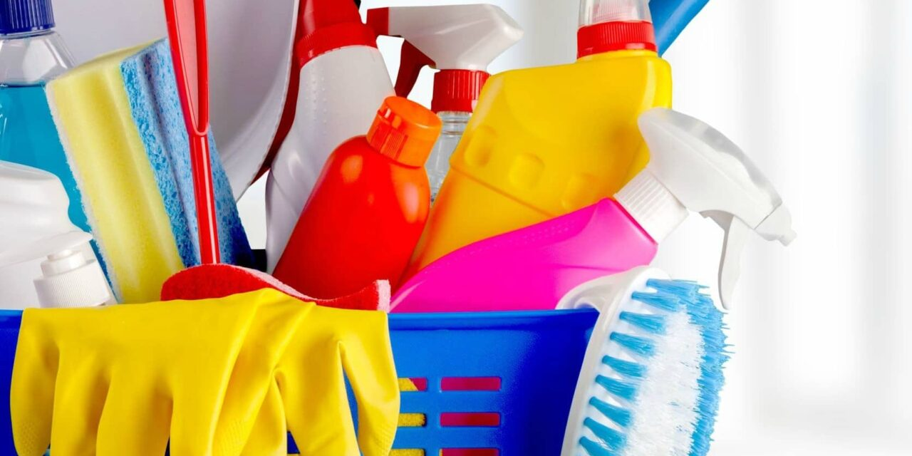 Create a Cleaning Schedule That Works for You | Cleaning Guide
