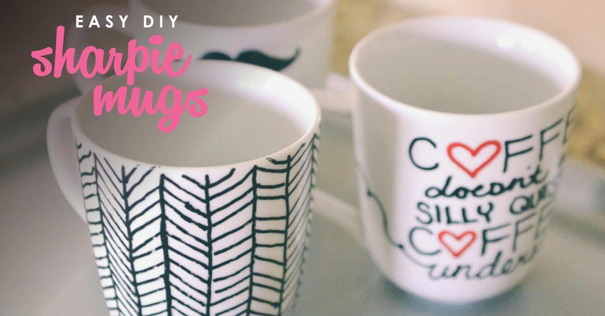 Easy Diy Sharpie Mugs Mug Project