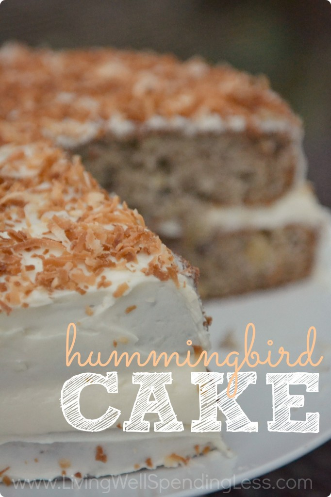 Best Hummingbird Sheet Cake Recipe