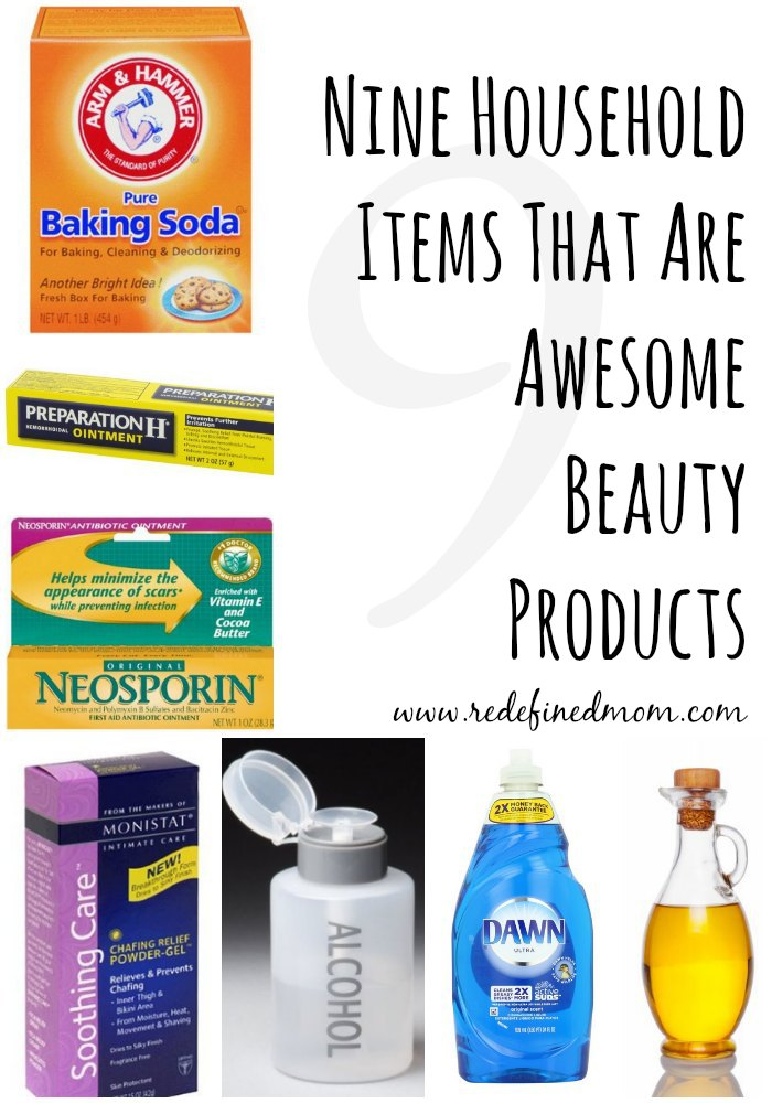 Nine-Household-Items-That-Are-Awesome-Beauty-Products