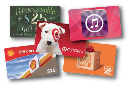 Many schools offer rewards, scrip and gift card programs to help you raise money.
