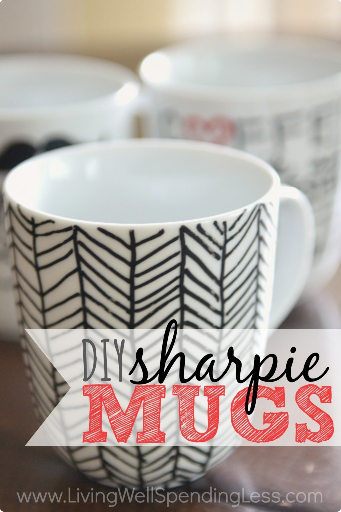 diy sharpie mugs sharpie mug project sharpie marker mugs diy painted mugs - Mug Design Ideas