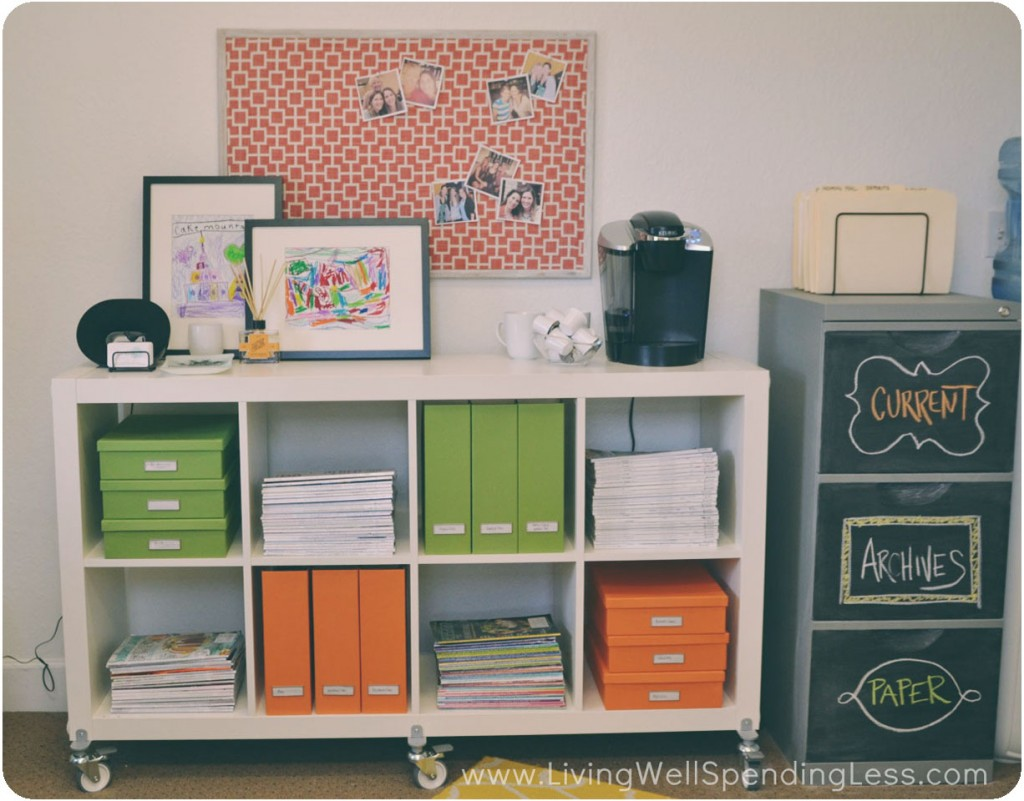 diy office ideas. DIY Office On A Budget | Cheap Home Ideas For Diy -