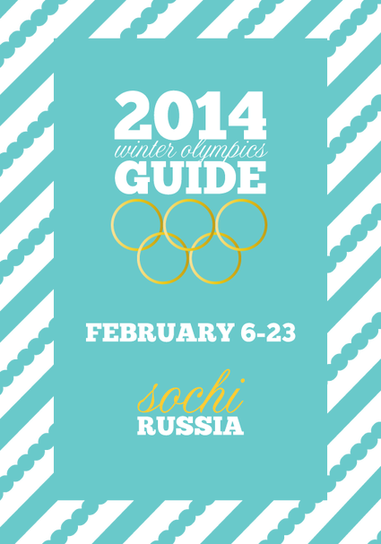 2014 Winter Olympics Guide