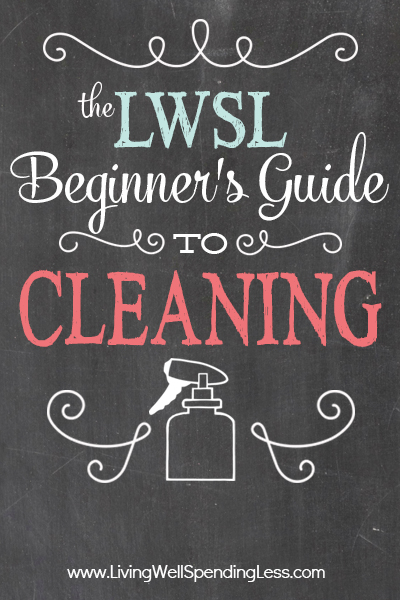 Beginner's Guide to Cleaning | Getting Started | Home Management | Cleaning Inspiration | Better Home Ideas | Cleaning Tips | Living Room Management