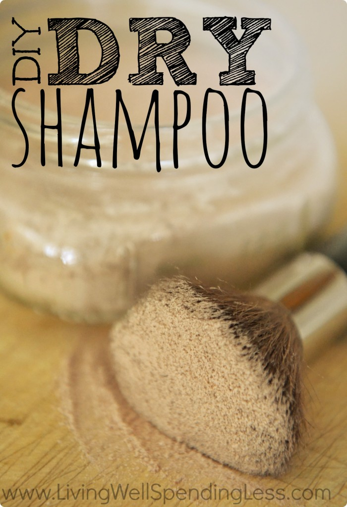 homemade dry shampoo Three recipes for homemade diy dry shampoo (or spray dry shampoos) for dark or light hair that are inexpensive to make and work as well as store bought.