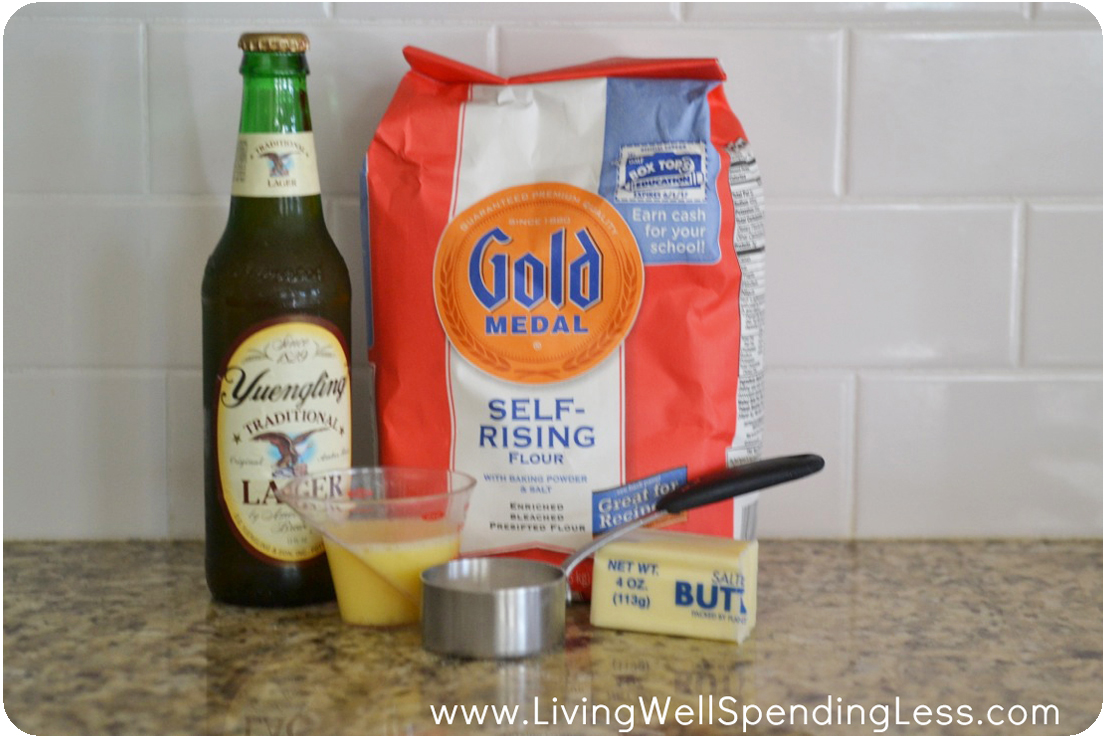 how to prepare self rising flour