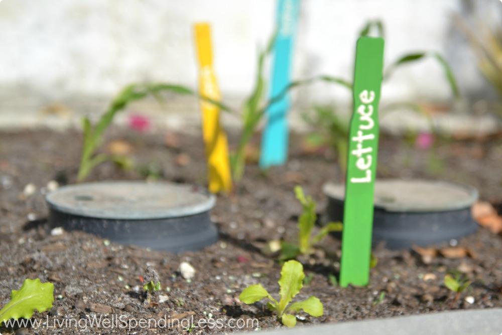 Garden Markers Hacks