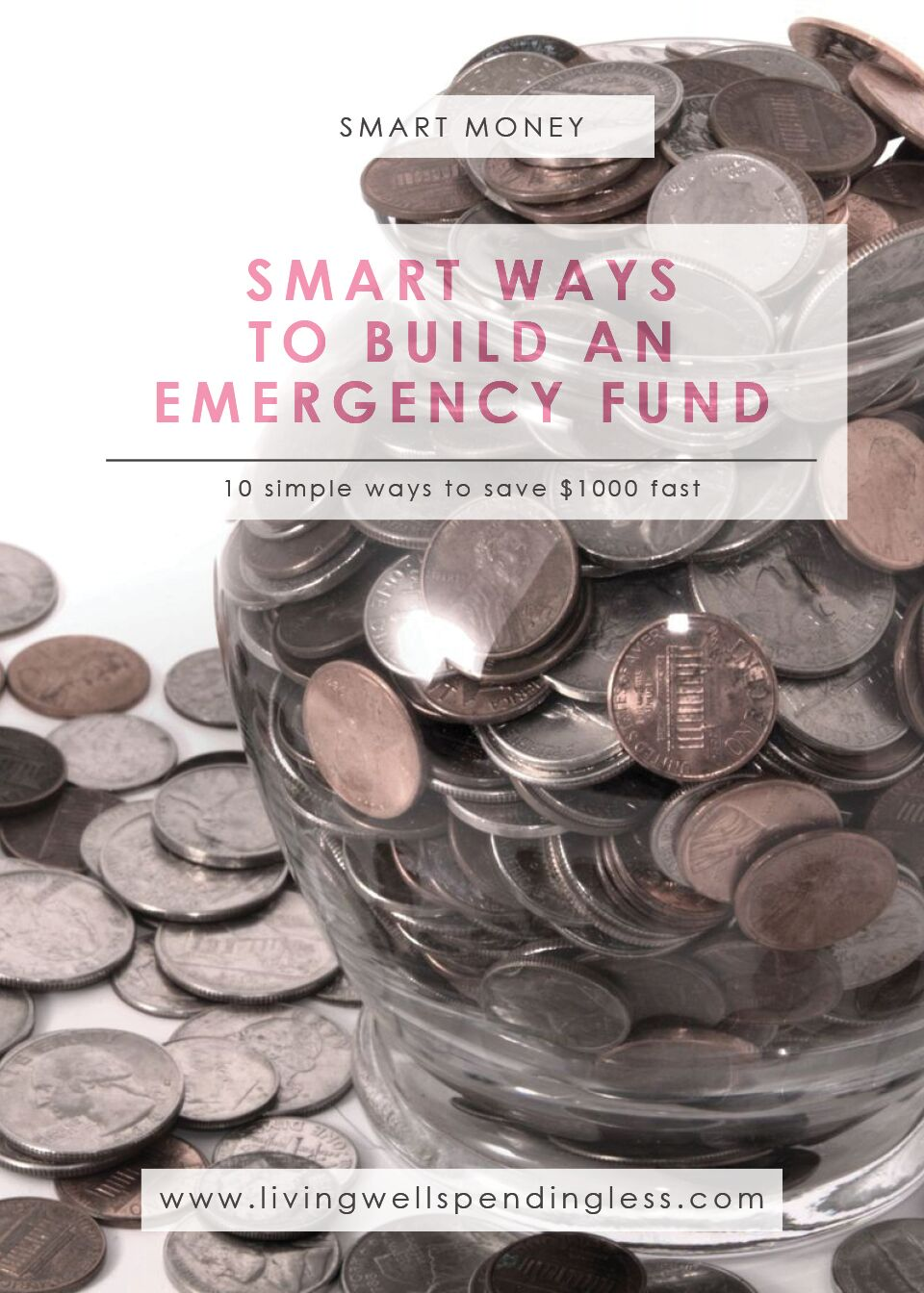 10 Smart Ways to Build an Emergency Fund | Grow An Emergency Fund | Emergency Fund | Saving Tips | Money Saving Tips | Budgeting | Financial Management | Budgeting | Money Advice | How To Save | Build an Emergency Fund | Pay Off Debt