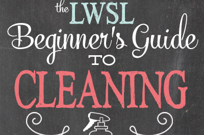 Beginner's Guide to Cleaning Part 2: Cleaning Supply 101