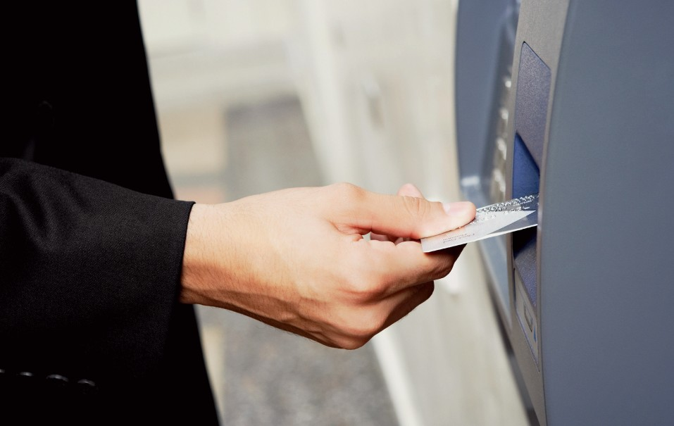 Be aware of ATM fees when using cards.