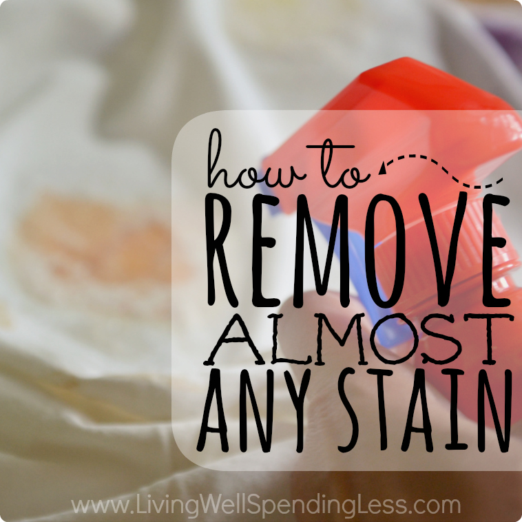 How to Remove Almost Any Stain | How To Get Rid Of Almost Every Stain | Stain Remover Ideas | Laundry Tips | Laundry Hacks | Laundry Cheat Sheet | Stain Solutions | Blood Stain | Wine Stain | Baby Food Stain | Candle Wax on Clothes | Coffee Stains | Remove Permanent Marker
