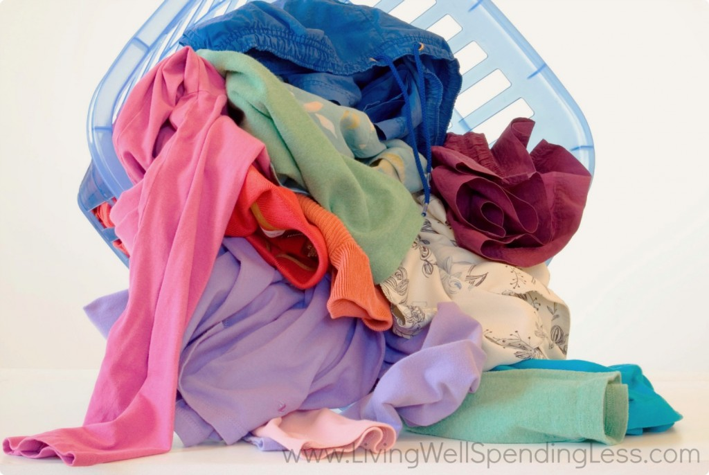 Ready to sort that laundry pile? Learn how to do laundry with these basic tips to tackle your pile of laundry and get past everyone's least favorite chore.