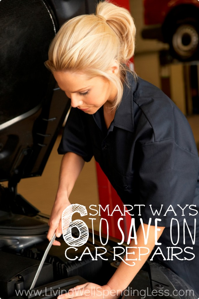 Smart Ways to Save on Car Repair 2