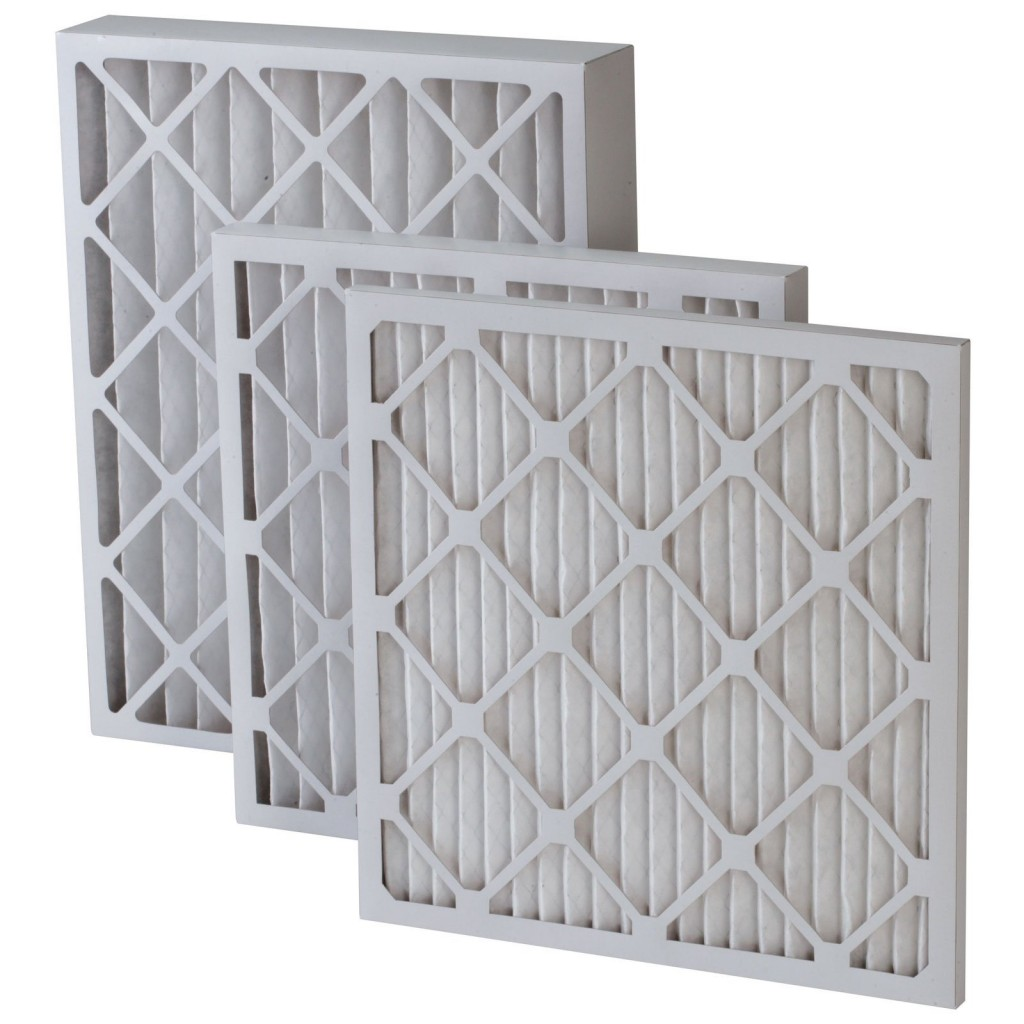 Clean HVAC air filters will help keep your house clean and stop the spread of dirty