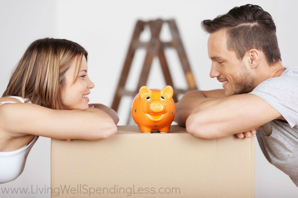 Discussing finances with your spouse is key to a happy marriage.