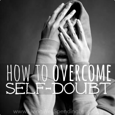 Overcome Self Doubt | Boost Your Esteem | Life Goals | Self Motivation | Build Self-Confidence