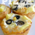 Looking for a fun meal idea that your kids can prepare? These yummy pizza muffins are so yummy and a great way to get children helping out in the kitchen!
