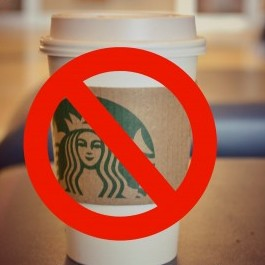 Starbucks coffee is a staple we all love, but your budget doesn't! Cutting out a daily starbucks run can save you a ton of money.