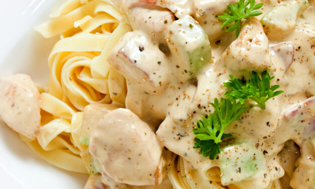 5 Ingredient Creamy Italian Chicken