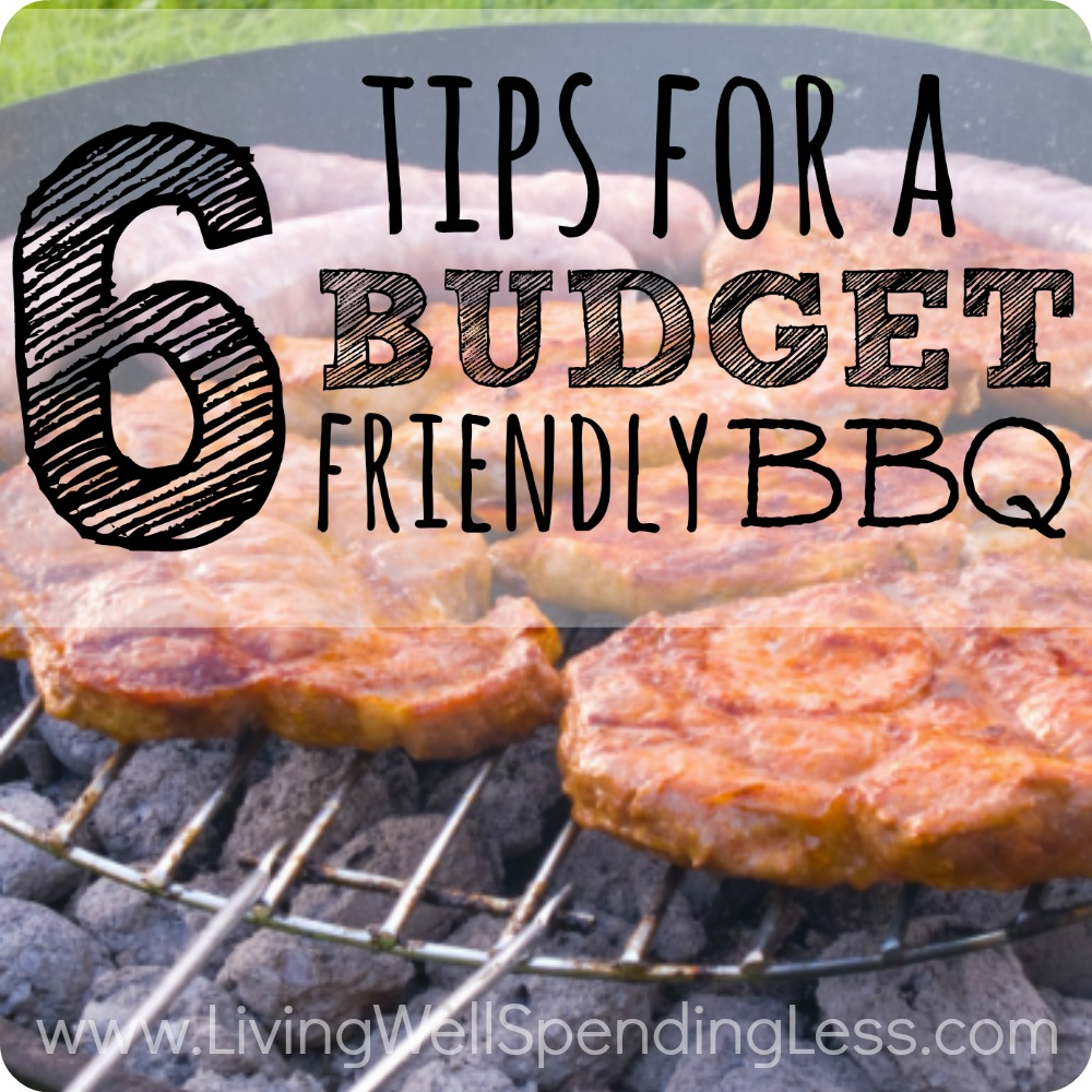 Budget Friendly BBQ | Money-Saving Ideas for a Summer Barbecue | Budget Friendly BBQ Dishes | Summer BBQ On a Budget