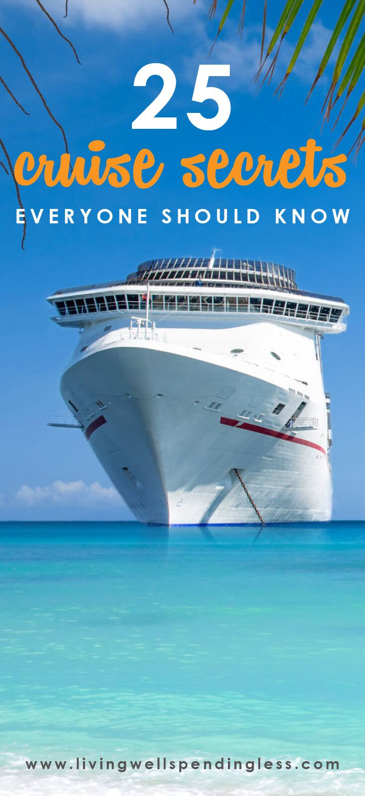 Must Know Cruise Secrets | Tips for Cruising | Planning A Cruise | Budget Travel Tips | Cruise Tips for First-Timers