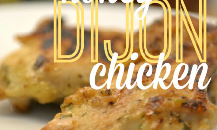 Easy Honey Dijon Chicken