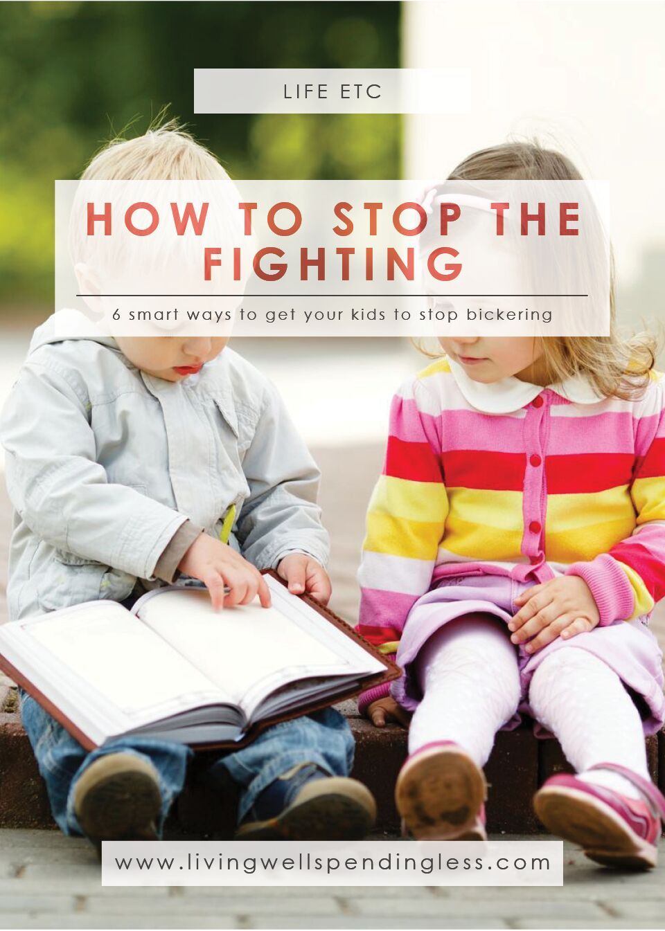 Sibling Rivalry | Kids Fighting | Stop Sibling Conflict | Sibling Bickering | Sibling Fight | Home Management