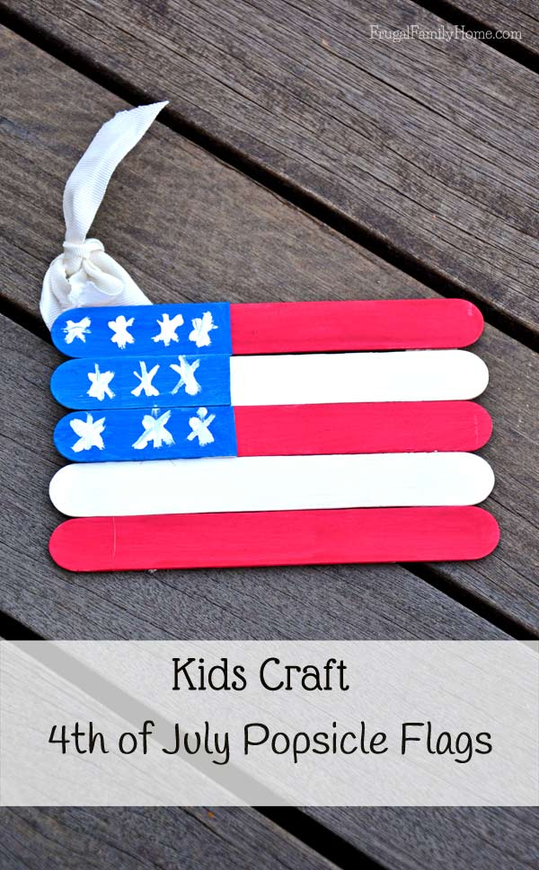 fourth of july kids crafts weekend wandering living well spending less 174 6590
