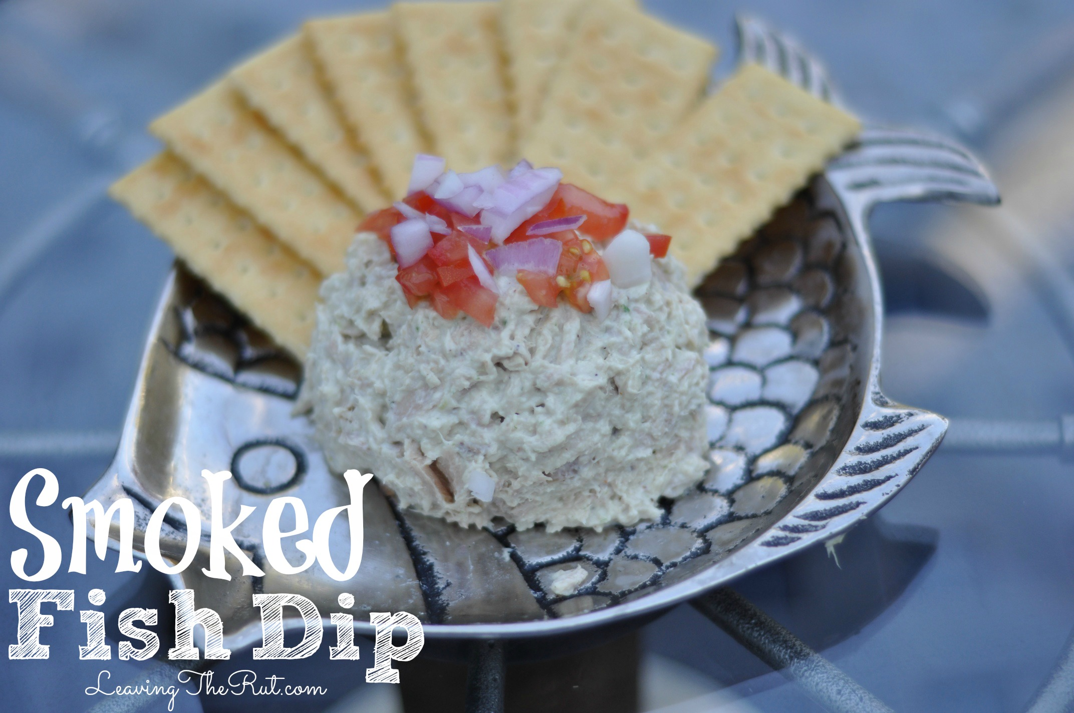 Weekend wandering living well spending less for Smoked fish dip recipe