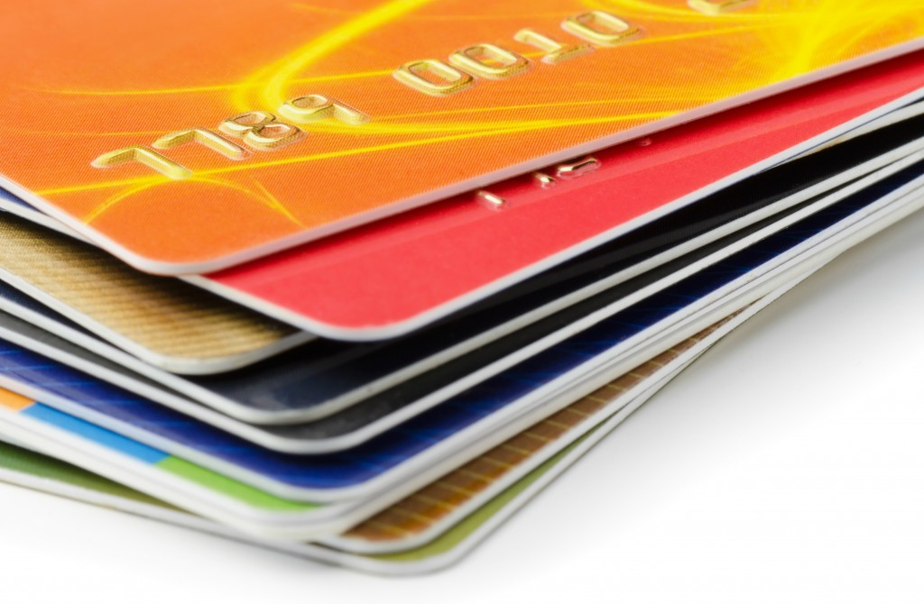 Minimizing credit card use is key to budgeting yourself.