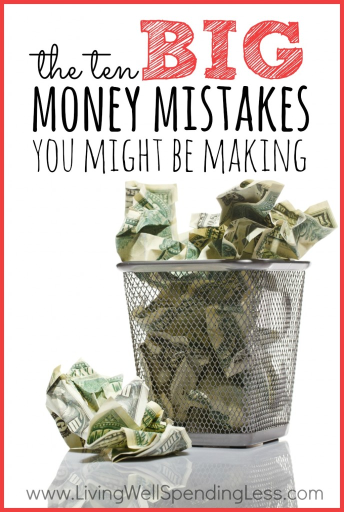 10 Money Mistakes Vertical