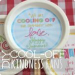 DIY cool-off kindness fans Square 1