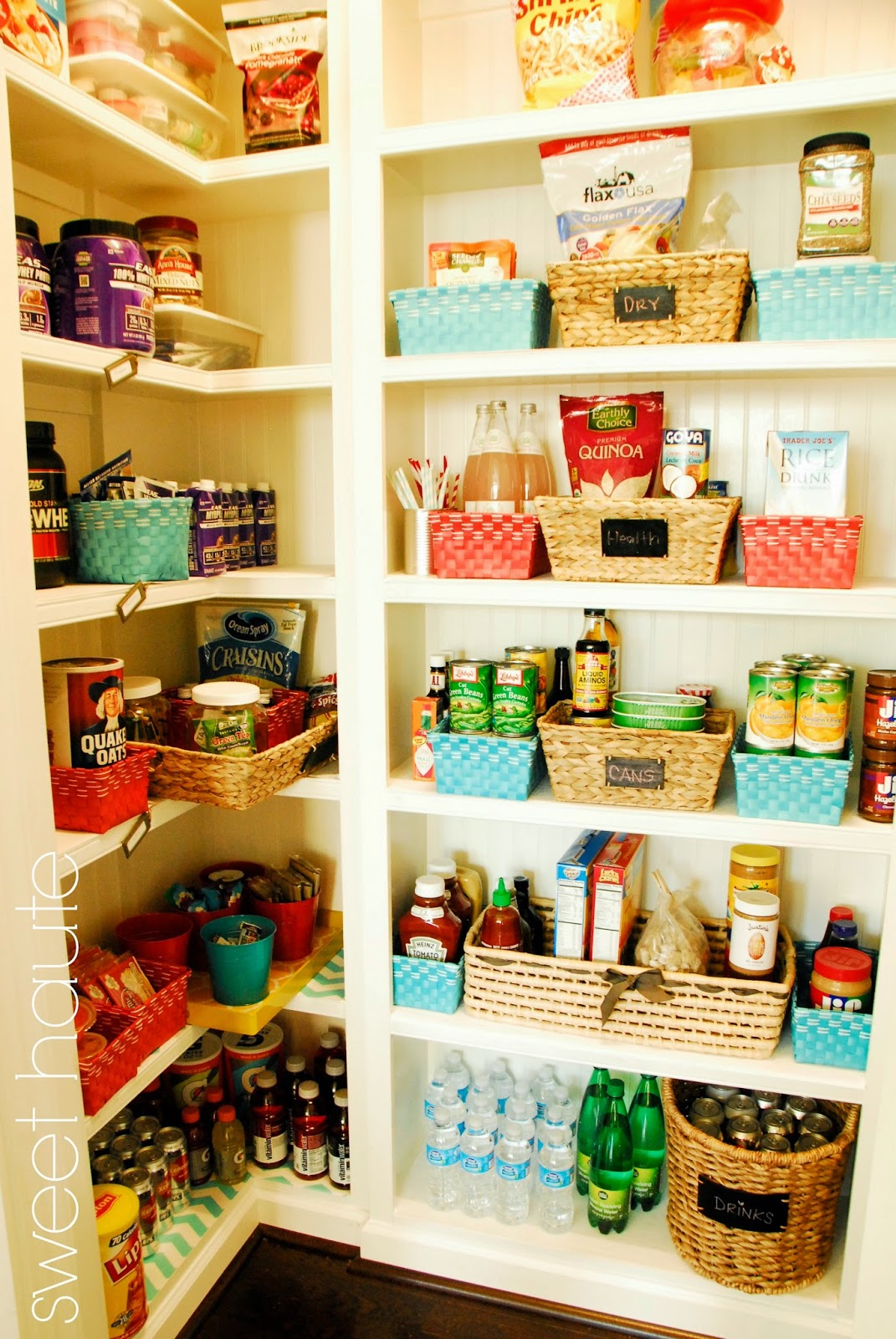 _Pantry Organization- SWEET HAUTE